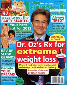 Dr Oz diet
